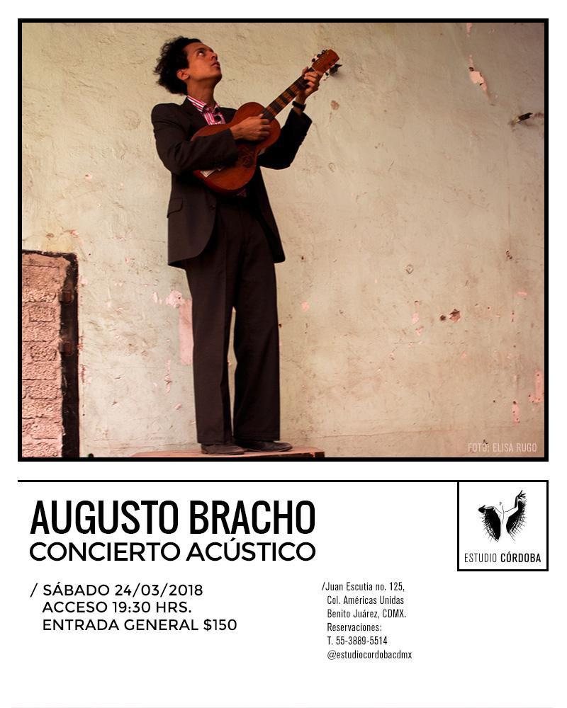 Concierto Augusto Bracho